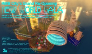 New World Gala