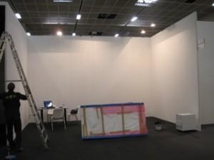 emty 'stage'