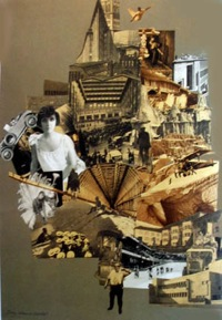 Our Unnerving City - 1926 - Marianne Brandt