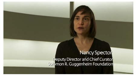 guggenheim announcement-nancy spector 2