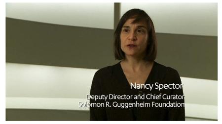 guggenheim announcement-nancy spector 2