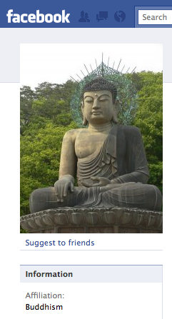 buddha facebook